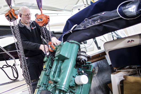 Service och renovering Båtakuten