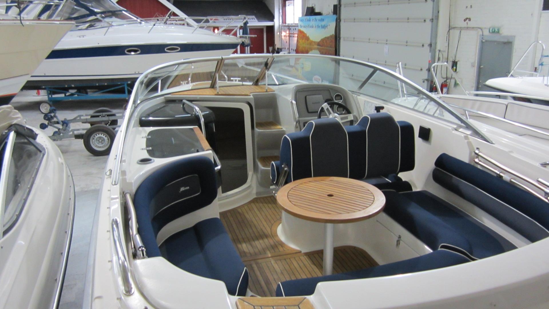 båtar till salu